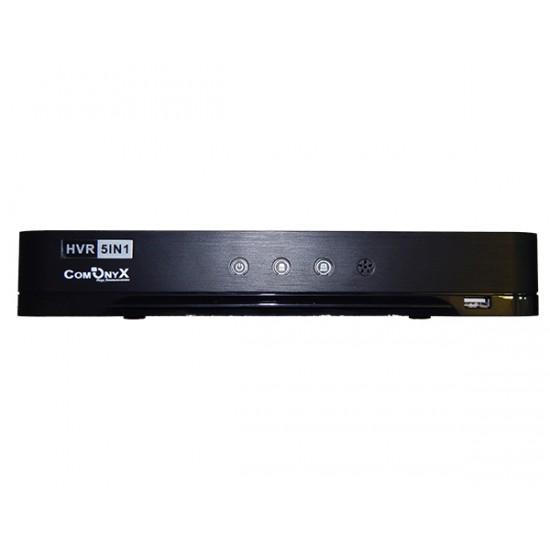 Видеорегистратор 8 канальный гибридный CO-RDH20801v2