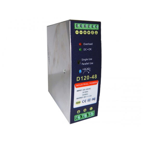 Индустриальный блок питания CO-D120-48