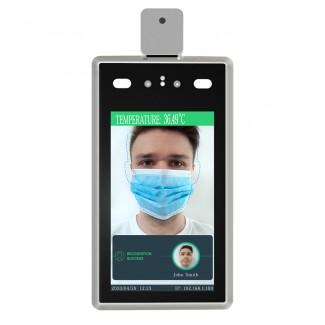 Система контроля доступа для распознавания лиц и измерения температуры STD-2MP PM