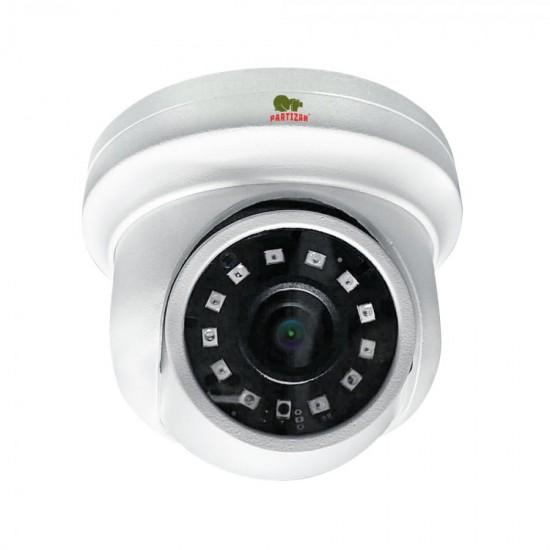 Купольная камера с фиксированным фокусом и ИК подсветкой IPD-2SP-IR 2.9 Cloud