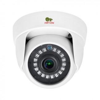 Купольная камера с фиксированным фокусом и ИК подсветкой  IPD-2SP-IR SE v3.1 Cloud
