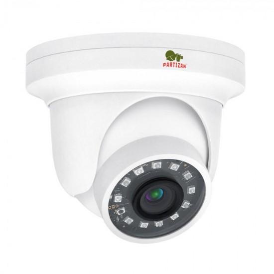 Купольная камера с фиксированным фокусом и ИК подсветкой  IPD-5SP-IR Starlight v1.0 Cloud