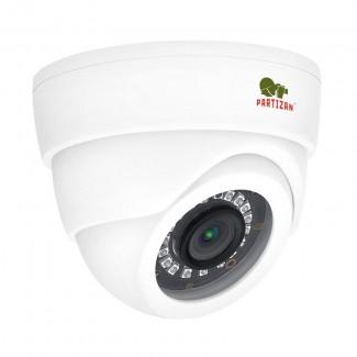 Купольная камера с фиксированным фокусом и ИК подсветкой IPD-5SP-IR Starlight v1.0