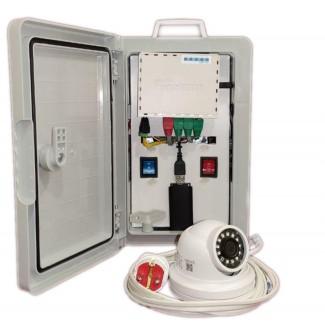 Мобильный коммутатор Mobile Intelligent System – 1 (IS-1)