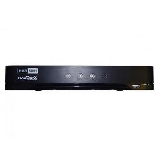 Видеорегистратор 4 канальный гибридный CO-RDH20401v2