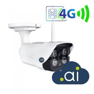 4G Камера vCloud.ai