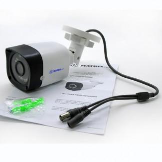 Уличная видеокамера MATRIXTech CW1080AHD20CXF (3.6)