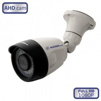 Уличная видеокамера MATRIXTech MT-CW1080AHD20XF (3.6)