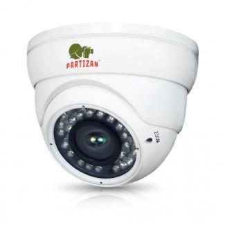 Купольная вариофокальная камера с ИК подсветкой CDM-VF37H-IR HD 3.3
