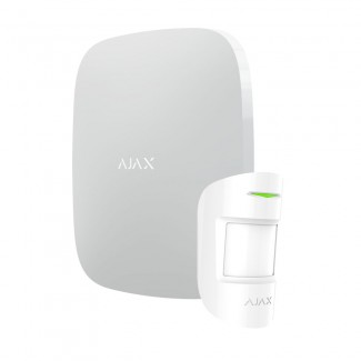 Ajax StarterKit Plus white