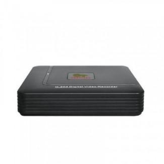 Гибридный 4-канальный видеорегистратор ADM-44U FullHD 5.1