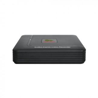 4-канальный IP видеорегистратор NVD-411 POE 1.0